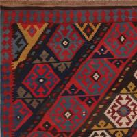 #51382 Antique Persian Kilim