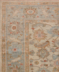 #41737 Sultanabad Persian Rug