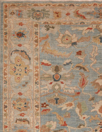 # 41497 Sultanabad  Persian Rug
