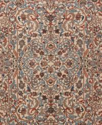 #51401 Tabriz Antique Persian Rug