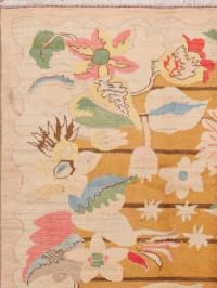 #51350 Saveh Antique Persian Rug