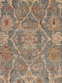#44239  Sultanabad Persian Rug