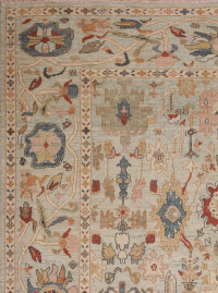 #41862 Sultanabad Persian Rug