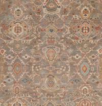 #41882 Sultanabad Persian Rug