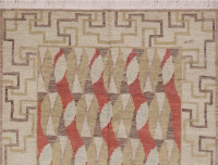 #51307 Modern Persian Rug
