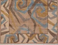 #51310 Modern Persian Rug