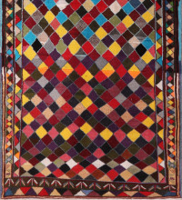 #51710 Cotton Persian Rug