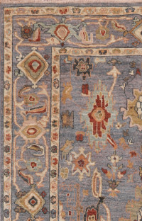 #44252 Sultanabad  Persian Rug