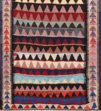 #51787 Vintage Kilim Persian Rug