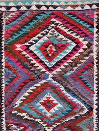 #51792 Vintage Persian Kilim