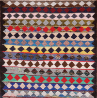 #51856 Vintage Persian Kilim