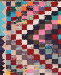 #51860 Vintage Persian Kilim