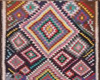#51863 Vintage Persian Kilim