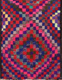 #51894 Vintage Persian Kilim