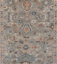 #22222 Sultanabad Persian Rug