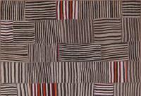 #51930 Patchwork Persian Kilim