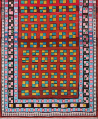 #51965 Cotton Persian Rug