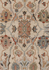 #41972 Sultanabad Persian Rug