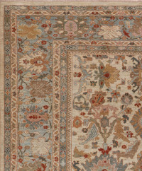 #41999 Sultanabad Persian Rug