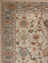 #41976 Sultanabad Persian Rug