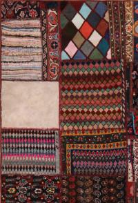 #52066 Vintage Persian Rug