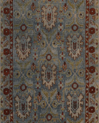 #51589 Hamedan Antique Persian Rug