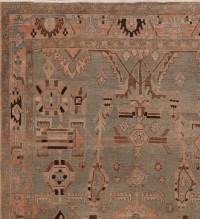 #51615 Hamedan Antique Persian Rug