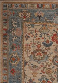 #52085 Oushak Persian Rug