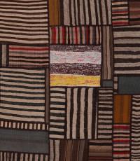 #52079 Patchwork Kilim Persian Rug