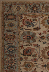 #42083 Sultanabad Persian Rug