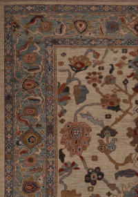 #42094 Sultanabad Persian Rug