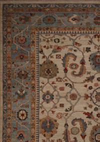 #42105 Sultanabad Persian Rug