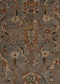#44270 Sultanabad Persian Rug