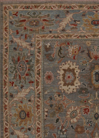 #44264 Sultanabad Persian Rug