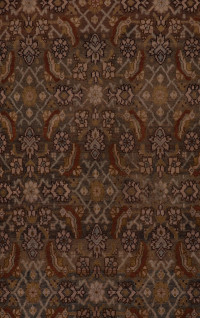 #51638 Hamedan Antique Persian Rug
