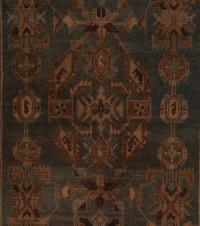 #51694 Hamedan Antique Persian Rug