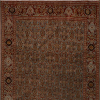#52138 Senne Antique Persian Rug