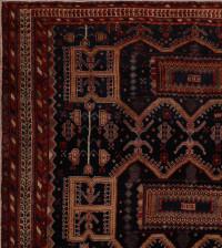 #52140 Sirjan Antique Persian Rug