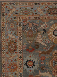#42024-1 Sultanabad Persian Rug