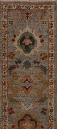 #42035 Sultanabad Persian Rug