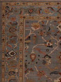 #42123 Sultanabad Persian Rug