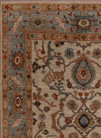 #42128 Sultanabad Persian Rug