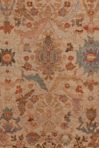 #44411 Sultanabad Persian Rug